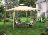 Burke Sun Shelter | For Living