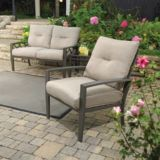 Luca Collection Patio Armchair | For Living