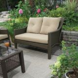 Sedona Collection Patio Loveseat | For Living