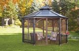 CANVAS Netting for Pavilion Gazebo | Canvas