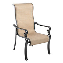 La-Z-Boy Aberdeen Collection Stacking Sling Patio Dining Chair