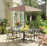 La-Z-Boy Aberdeen Collection Cast Patio Dining Chair | Aberdeen Collection