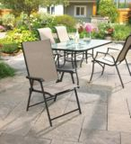 Parsons Collection Sling Folding Patio Chair | Parsons Collection