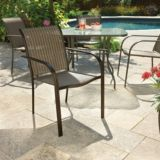 Colton Collection Sling Patio Chair | For Living