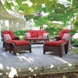 ... La Z Boy Outdoor Avondale Conversation Set, 6 Pc | Part 53