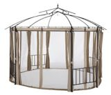 For Living Netting and Walls for Octagon Gazebo | For Living