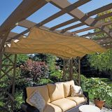 Yardistry Pergola Shade, 12 x 12-ft | Yardistry