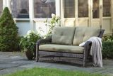 CANVAS Emerson Collection Patio Loveseat | Canvas