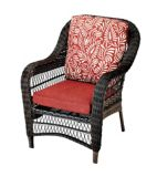 CANVAS Catalina Collection Wicker Patio Armchair | Canvas