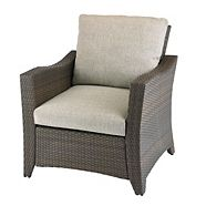 Fauteuil de jardin, collection CANVAS Portland