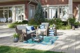 CANVAS Portland Collection Patio Loveseat | Canvas