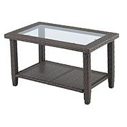 Table basse de jardin de la collection CANVAS Portland