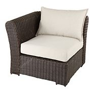 CANVAS Salina Collection Sectional Corner Patio Chair