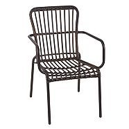 CANVAS Playa Collection Cabo Dining Patio Chair