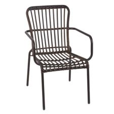 Cabo Patio Furniture.Canvas Playa Collection Cabo Dining Patio Chair