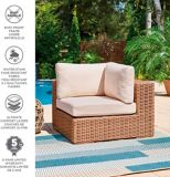 CANVAS Tofino Collection Sectional Patio Corner Chair | CANVAS | Canadian Tire