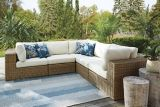 CANVAS Tofino Collection Sectional Patio, Armless Middle Chair | CANVAS | Canadian Tire