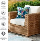 CANVAS Tofino Collection Sectional Patio Set, Armchair | CANVAS | Canadian Tire