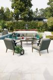 CANVAS Jensen Conversation Collection Patio Set, Oval Coffee Table | CANVAS | Canadian Tire