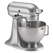 Kitchenaid Custom Stand Mixer Silver Canadian Tire