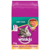 Whiskas Adult Dry Cat Food, Tuna, 4-kg   Whiskas   Canadian Tire