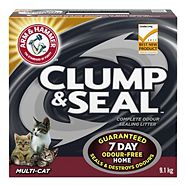 Arm & Hammer Clump & Seal Multi-Cat Formula, 9.1kg