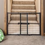 Portable Pressure Mount Pet Gate, 23-in | Evenflo