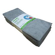 Frank Multi-Purpose Cloths, Grey, 10-pk