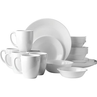 Corelle Winter Frost White, 30-pc | Canadian Tire
