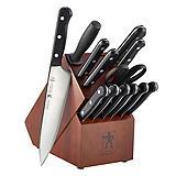 [CT] Henckels Fine Edge Definition Knife Block Set, 14-pc