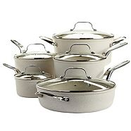 Heritage The Rock Ceramic Cookset, 10-pc