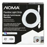 NOMA LED Rope Christmas Lights, 18-ft, Assorted Colours | NOMA