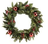 NOMA Grandin Ultra Real Wreath, 24-in | NOMA
