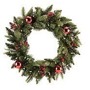 NOMA Grandin Ultra Real Wreath, 24-in