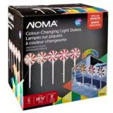 NOMA Candy Colour Motion Pathway Stakes, 5-pk | NOMA