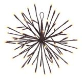 NOMA Outdoor Twig Chandelier, Assorted | Canvas