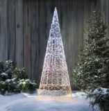 CANVAS Pre-Lit LED Micro-Brite Cone Tree, 6-ft | CANVAS | Canadian Tire