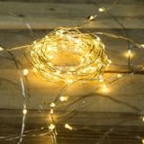 NOMA 304 Outdoor Fairy LED Christmas Lights, Assorted Colours | NOMA