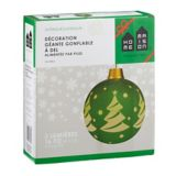 Holiday Collections Inflatable Ornament, Assorted, 16-in | Holiday Collection