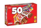 Nestle Halloween Favourites, 50-pk | Nestle