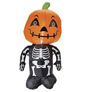 Airblown Halloween Inflatable, Assorted, 4-ft