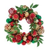 Holiday Collections Vine Glitter Wreath, 18-in | Holiday Collection
