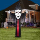 Airblown Reaper Halloween Inflatable, 12-ft | Airblown | Canadian Tire