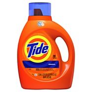 Tide Original HE Turbo Clean Liquid Laundry Detergent, 48 Loads