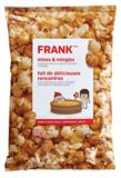 FRANK Canadian Mix with Maple & White Cheddar Popcorn, 180-g | FRANK