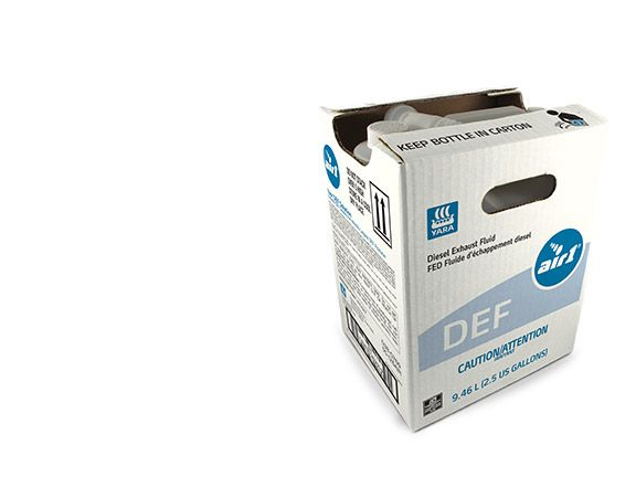 Air 1 Diesel Exhaust Fluid (DEF)