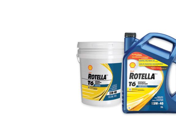 Rotella Diesel Oil Assorted