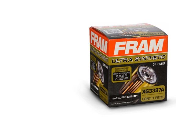 Save 20% From $11.99 Fram Ultra Synthetic Oil Filter