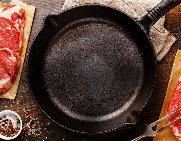 Choose the right pan every time you cook