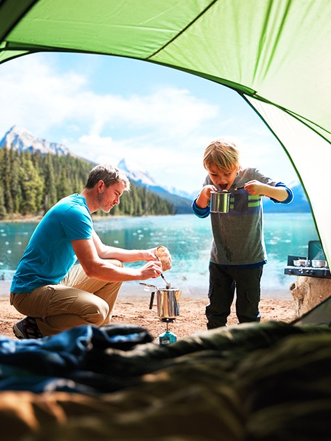 Browse all camping products.
